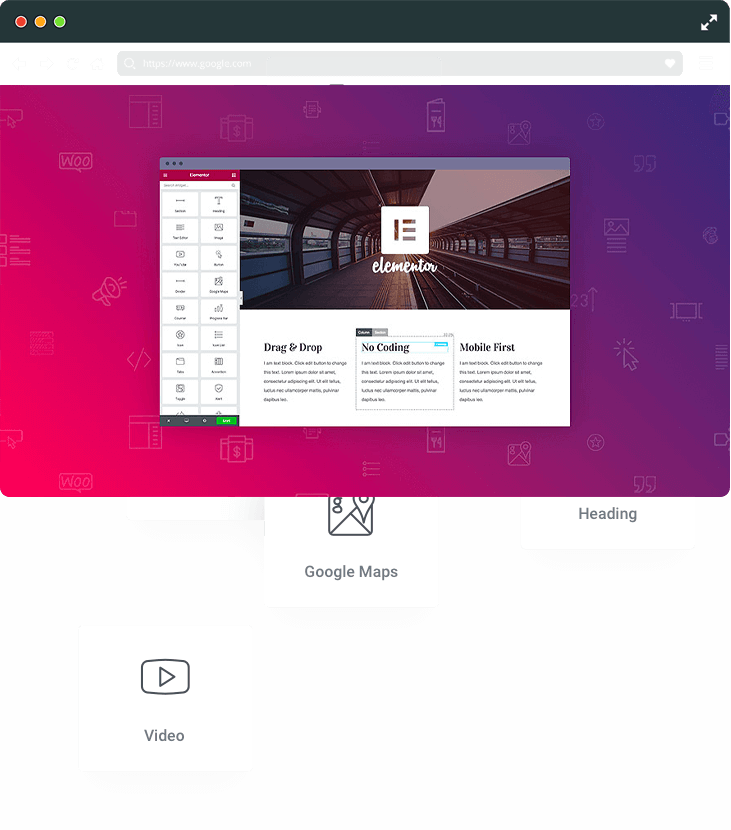 Elementor Page Builder 2